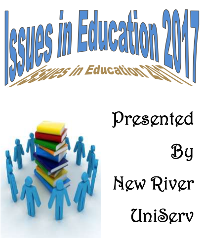 Issues in Education 2017 logo